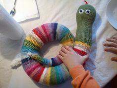 Stripy Snake