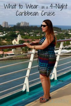 what to pack on a 4 night caribbean cruise #seastheday