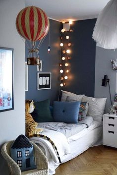 Cool Baby Room Decor Ideas for Boys - Kinderzimmer Cool Bedrooms For Boys, Boys Bedroom Decor, Awesome Bedrooms, Baby Room Decor, Bedroom Ideas, Bedroom Furniture, 4 Year Old Boy Bedroom, Master Bedroom, Cool Boys Room