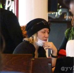 Takanori Matsumoto (Ruki, the GazettE) my, my! He's a real cutie without make-up! (He's ALWAYS a cutie! :3)