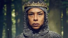 "Sophie Okonedo as Queen Margaret, wife of King Henry VI of England, in ""The Hollow Crown: The War of the Roses"" on BBC."