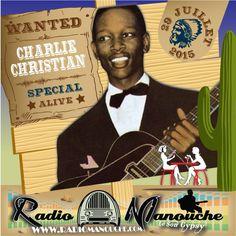 Charlie Christian, 29 juillet 2015 , in www.radiomanouche.com