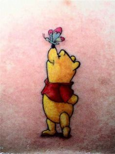 Friends Forever With Winnie The Pooh Tattoos Tattoo Articles