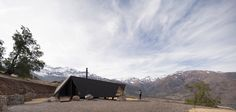 A Small Mountaineer's Refuge in Chile by Gonzalo Iturriaga Arquitectos - Design Milk