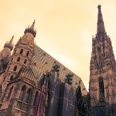 #wien #stephansdom #stippvisite in der #hauptstadt #kofferpacken.at