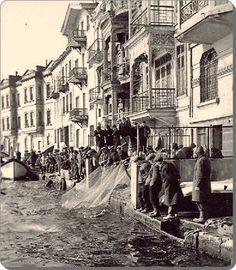 #Arnavutköy - 1940 lar… 1940's #Istanbul #CanımIstanbul