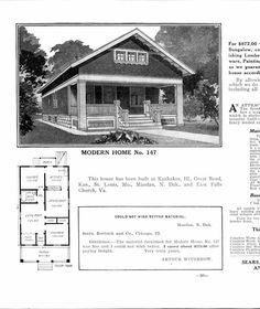 Reddit Is Losing It Over These Crazy Cheap DIY Houses Sears Sold 100 Years Ago | They cost about $16,000 in today's dollars.