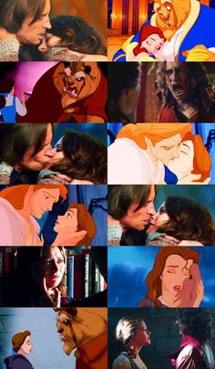 Beauty and the Beast >> Once Upon a Time Love it!!!