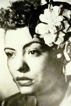 """Billie Holiday, jazz singer, circa 1930s.  In 1939, blues and jazz singer Billie Holiday performed at a New York city night spot called Café Society.  The song she sang that evening was unlike any other that had come before it.  """"Strange Fruit"""" was its title. """"Strange Fruit"""" was first written as a poem by a Jewish high-school teacher from the Bronx, New York named Abel Meeropol, who also used the name Lewis Allan.  Meeropol wrote his poem – about the 1930 lynching of two black men in Marion, IN"""