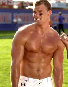 Alan Ritchson, just imagine if he screams like he does in BMS in the movie Catching fire. lol