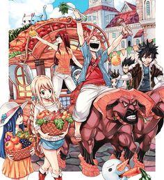Nalu is love. Nalu is life. Fairy Tail Love, Fairy Tail Manga, Fairy Tail Amour, Art Fairy Tail, Image Fairy Tail, Fairy Tail Family, Fairy Tail Guild, Fairy Tail Couples, Fairy Tail Ships