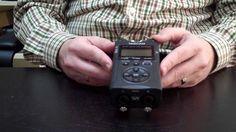 Camaralia te enseña: Grabador audio digital Tascam DR-40