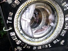 BA ruimte/ tunnelboek