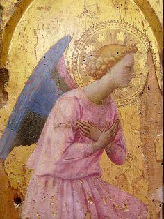 Fra Angelico Ange de l'Annonciation