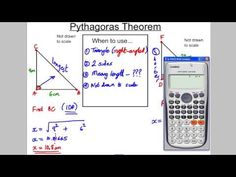 GCSE Revision Video 8 - Pythagoras - YouTube