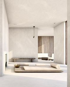 Home Interior Company Kangaroo Valley House Studio Brent Lee Shoalhaven, Australia 2019 Residential # # Minimalist Interior, Minimalist Home, Minimalist Design, Minimal House Design, Interior Design Blogs, Interior Inspiration, Japanese Interior Design, Furniture Inspiration, Interior Architecture
