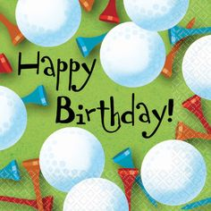 Golf bday Happy Birthday Quotes Pinterest Golf Birthdays and
