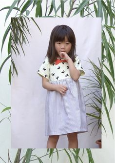 Image of Penguin Dress / (BEFORE € 67.00 NOW  46.90)