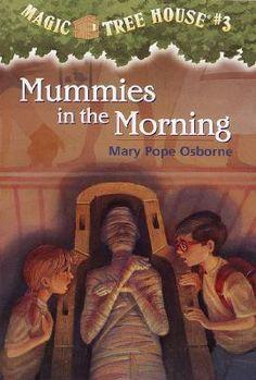 Magic Tree House #3(Mummies In The Morning0