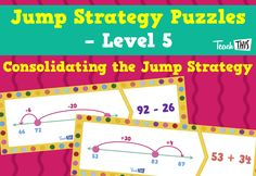 Jump Strategy Puzzles - Level 5