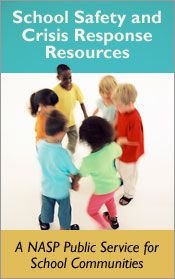 Links to wonderful resources for parents of school aged children.    Following 12/14/12's shooting: this article is very good:  http://www.nasponline.org/resources/handouts/revisedPDFs/talkingviolence.pdf