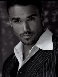 Shemar Moore.  I've loved him since his Young & the Restless days.