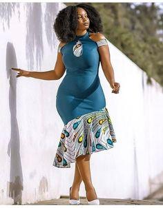 Latest Ankara Dress Styles - Loud In Naija Short African Dresses, African Fashion Designers, Latest African Fashion Dresses, African Print Fashion, Africa Fashion, Ankara Fashion, African American Fashion, African Print Dresses, Dress Fashion