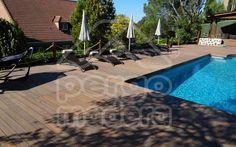 Idea suelo de piscina