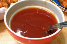Рецепт кисло-сладкого соуса