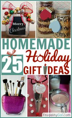 27 neighbor gifts in 27 minutes diy holiday ideas pinterest