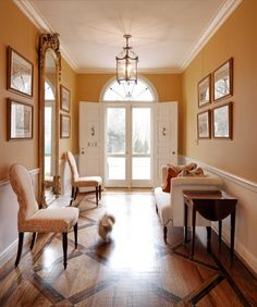 Interior Design Musings How To Series Picking A Great Paint Color Painted