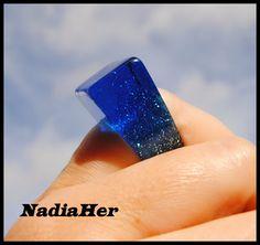 bague en résine Nadiaher