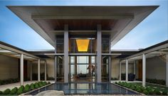 hongkong villa  Jim Olson&Charlie Hellstern