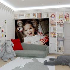 Фото из портфолио Дизайн детской комнаты для девочки  – фотографии дизайна интерьеров на InMyRoom.ru