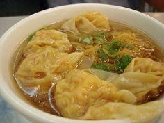 Wonton and Char Siu Pork Noodle Soup Ang Sarap Pork Noodle Soup, Wonton Noodle Soup, Wonton Noodles, Pork Noodles, Char Siu, Chili Garlic Sauce, Grain Free, Soup Recipes, Breakfast Recipes