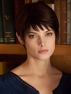 Alice from Breaking Dawn Pt. 2. My next haircut!