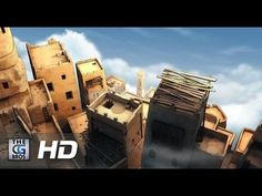 """CGI Animated Shorts HD: """"Bet She'an"""" by Bet She'an Team"""