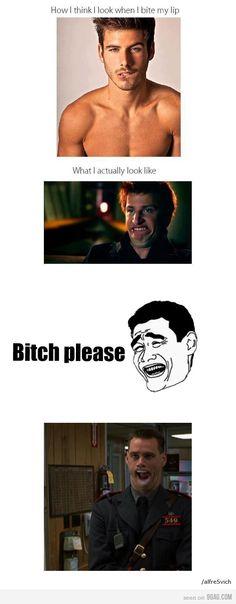 SO ME!!!!! bahahahaha
