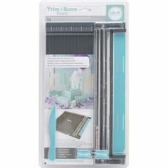 We R Trim & Score Board - Scrapbooking Warehouse - (( I need to get one of these. ))