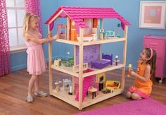 Kidkraft Puppenhaus Dollhaus So Chic holz