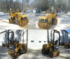The Used 2007 #Caterpillar #Compactor available very small size and looks very excellent condition and designed with new features. It's very clean Caterpillar Cb-224e Compactor available for sale in Milford, MS, USA by Milton Cat at just only $ 24000. Find out complete details about Caterpillar Compactor at:http://www.findusedheavymachinery.com/used-machinery/2007/compactors/caterpillar/cb-224e/3839/