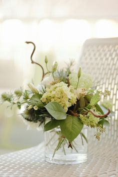 Image result for hydrangea flower arrangement