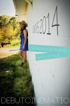 Senior Portraits - New England - Boston - www.debutcinematic.com
