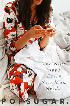 From getting petrol without waking your baby to tracking when your breastmilk will be safe after you've had a glass of wine, these apps are must-haves for new Mums.