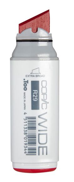 Copic Wide Marker with Extra Broad Nib - R29