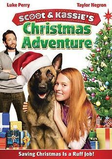 Scoot & Kassie's Christmas Adventure - DVD-STANDARD Region 1 Brand New Free Ship