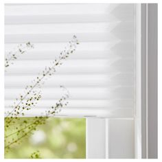 IKEA SCHOTTIS pleated blind Easy to attach to your window frame. No drilling needed. At Home Furniture Store, Modern Home Furniture, Blinds For Windows, Curtains With Blinds, Diy Tisch, Ikea Pictures, Bathroom Blinds, Recycling Facility, Pierre Jeanneret