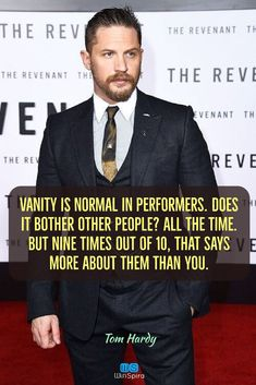 70db1f0830f0 22 Most Inspiring Quotes by Tom Hardy ⚡