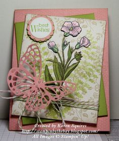 Stampin' By The Bay: Sweet Sunday Sketch Challenge 251