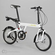 Skládací kolo | Folding bike Birdy World Comfort > Priblizovadla.cz